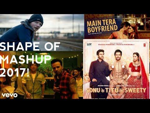 Shape Of Mashup 2017 ! Best Of YouTube