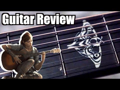 Unboxing The Last Of Us Part II Ellie's Guitar   2020 Taylor 314CE LTD   Joel's Song Guitar