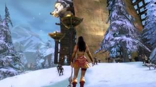 Guild Wars 2  Hoelbrak  Part 1