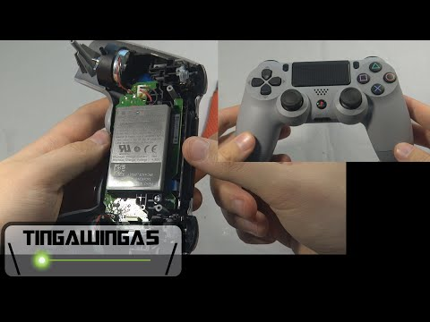 How To Change the Battery in a PS4 Controller