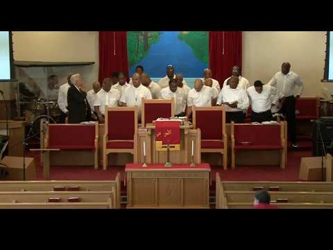 Friendship Baptist Church 2017 Brotherhood Anniversary
