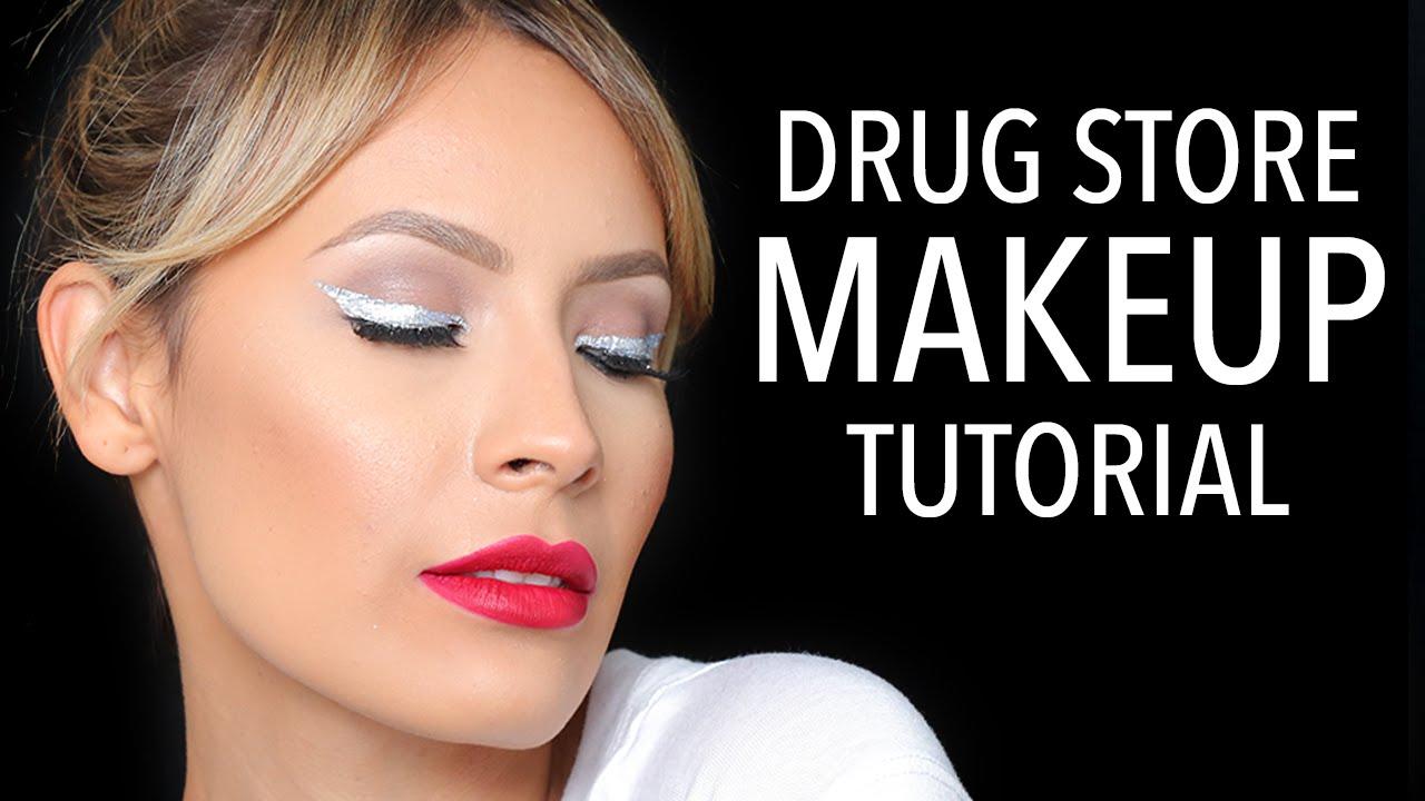 100 drugstore makeup tutorial desi perkins youtube baditri Choice Image