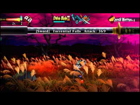 Muramasa Rebirth (Vita) Fury Mode - Night Of Absolute Chaos