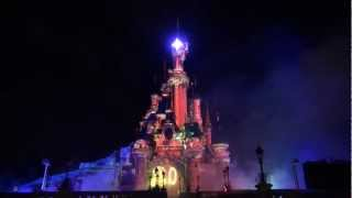 Disney Dreams! exit music Disneyland Paris  20th Anniversary