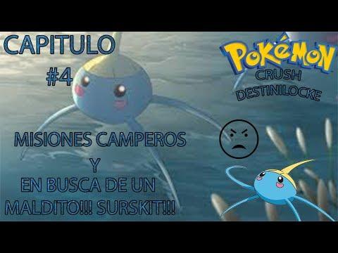 Pokémon Crush Destinilocke #4