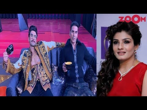 Raveena Tandon REVEALS why RANVEER SINGH was REMOVED from the sets of a movie | Bollywood News Mp3