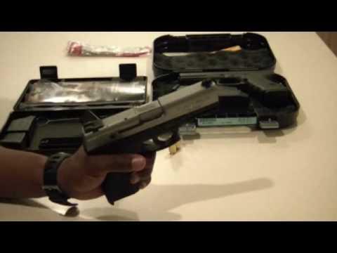45ACP Review Taurus 24/7 Pro DS & Glock...