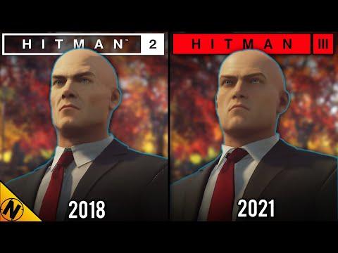 Hitman 3 vs