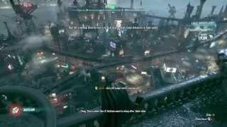 Assassin and friends play Batman: Arkham Knight -xxx Parody Names- (Part 3)