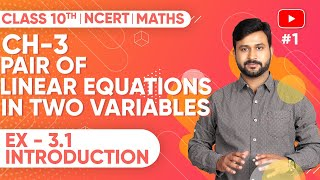 Class 10 Maths NCERT Ch 3 Linear Equations in two variables Ex 3.1 Introduction screenshot 3