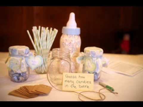 Baby Shower Prize Decorating Ideas Youtube