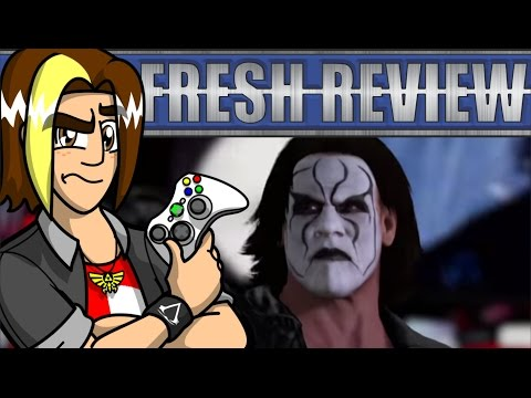Fresh Análise: WWE 2K15