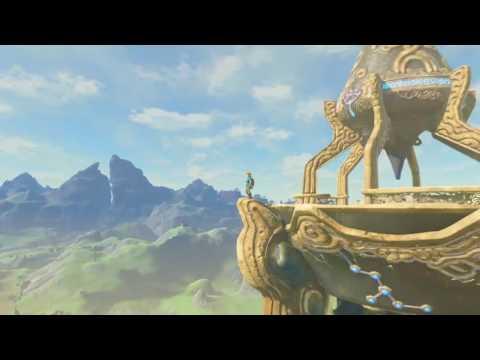 The Legend of Zelda Breath of the wild Trailer subtitulado al español
