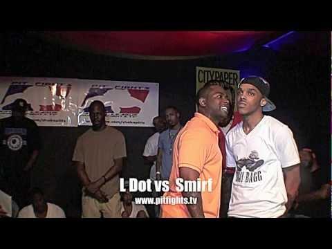 Pit Fights Battle League : SHOOT ON SITE : L Dot vs Smirf