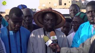Interdiction de foot dans la Ville sainte de Touba: Un terrain transformé en lieu de dévotion