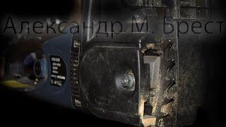 Чиним цепную электропилу / Ремонт пилы Craft CKS-2250 / Замена пружины в цепной пиле / Ремонт пилы