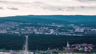 Zlatoust Златоуст TL 01 Город просыпается (наброски для ролика)