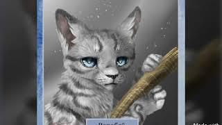Коты воители - персонажи(не всё)