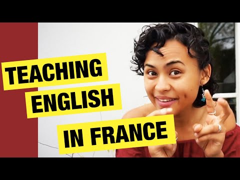 Teaching English in France | Day in the Life of a TAPIF Assistant