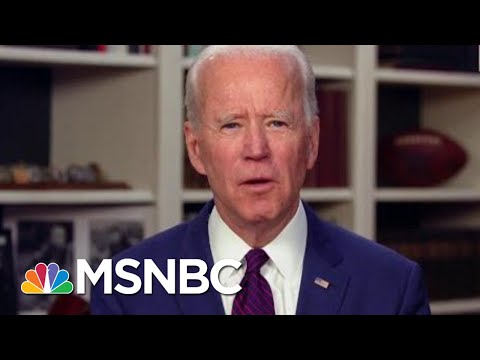 Full Interview: Biden Denies Sexual Assault Allegation From Tara Reade | Morning Joe | MSNBC