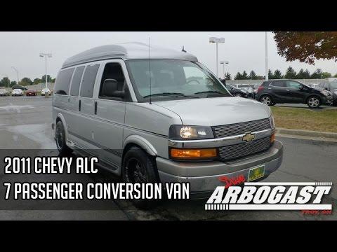 2011 chevy conversion van