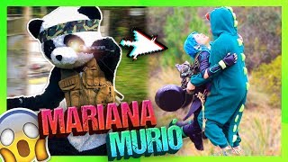 ¡MARIANA MURIÓ DE UN DISPARO! DETRÁS DE CÁMARAS del RAP DE FREE FIRE - Yolo Aventuras
