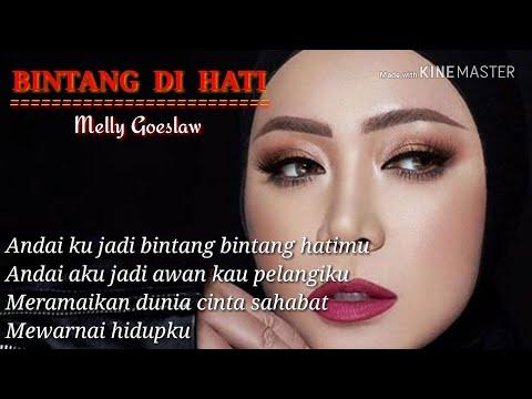 Bintang Di Hati - Melly Goeslaw (Lyric/Lirik)
