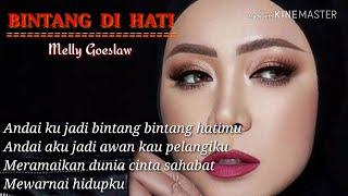 Download Lagu Bintang Di Hati - Melly Goeslaw (Lyric/Lirik) mp3