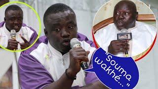 """Papa Sow en colère contre Tapha Guéye et met en garde : """"nitt dangay am koleuré té boum ma..."""""""