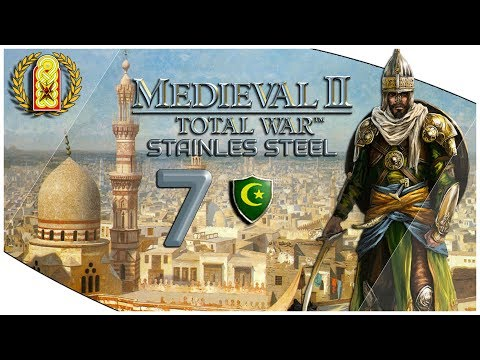 Medieval 2 Total War Stainless Steel Seljuk Empire Rise Campaign | PART 7