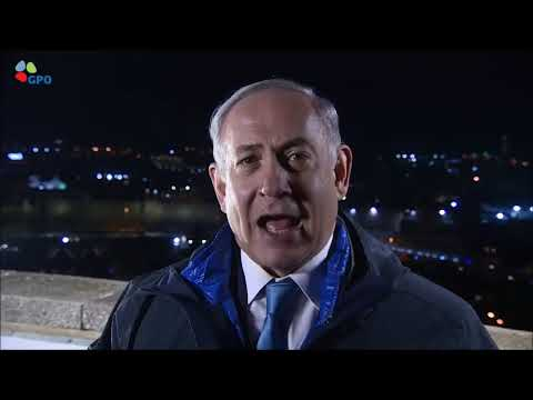 Merry Christmas from Prime Minister Benjamin Netanyahu!