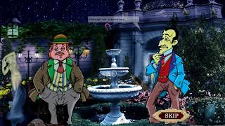 Detective Sherlock Holmes: Spot the hidden objects
