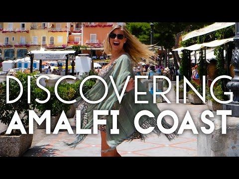 Discovering Positano, Pompeii and the Amalfi Coast with Walks of Italy
