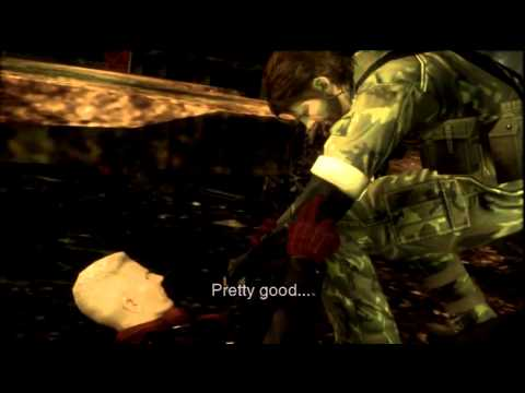 Metal Gear Solid  David Hayter voice differences
