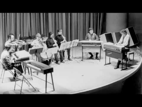 Philip Glass - Music in Similar Motion - Performed by Alarm Will Sound
