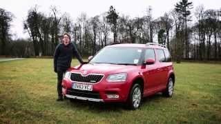 2014 Skoda Yeti - Which? Car first drive