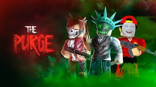 ROBLOX - THE PURGE!!
