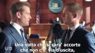 Repeat youtube video Suits Season 3 Teaser SUB ITA HD
