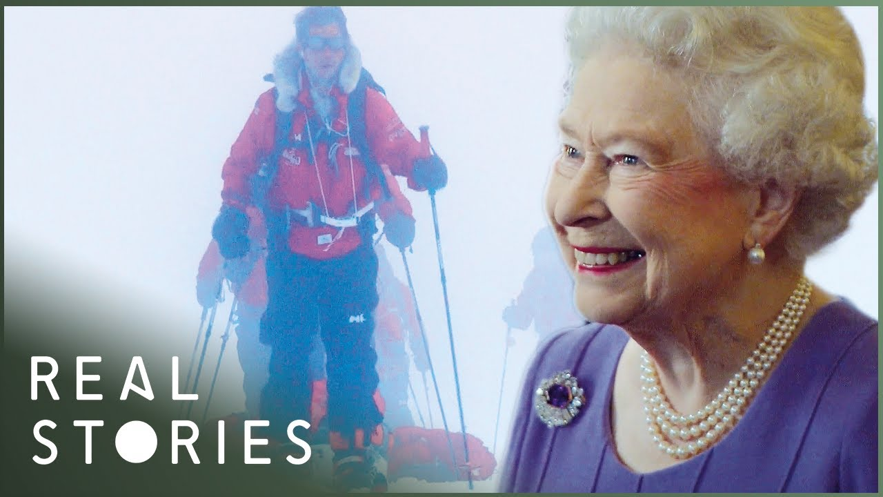 Prince Harry Walks With The Wounded (South Pole Adventure Documentary) - Real Stories
