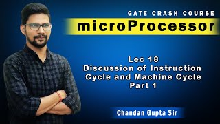 Lec 18 I Higher Order Data Transfer Instruction I Part 01 I Microprocessor I EE EC