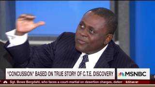 Mike Barnicle Talks With Peter Landesman And Dr. Bennet Omalu (23 December 2015)