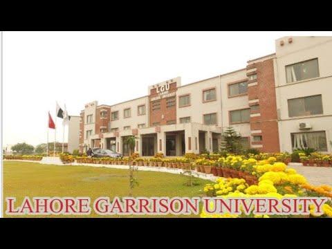 Lahore Garrison University(LGU )Documentary