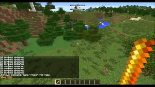 Minecraft power tool commands