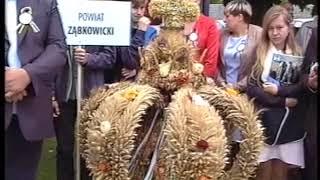 Uraz . Wielka Gala  Dożynek Województwa Dolnośląskiego  03 09 2017