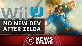 "Nintendo Confirms ""No New Development"" for Wii U After Zelda: Breath of the Wild - GS News Update"