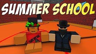 École d'été - A ROBLOX Machinima