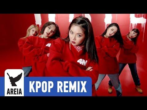 4Minute - Hate | Areia Kpop Remix #210