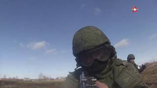 Стрельба на скорость подготовка бойцов в Амурской области