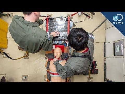 How Do We Handle Medical Emergencies In Space?