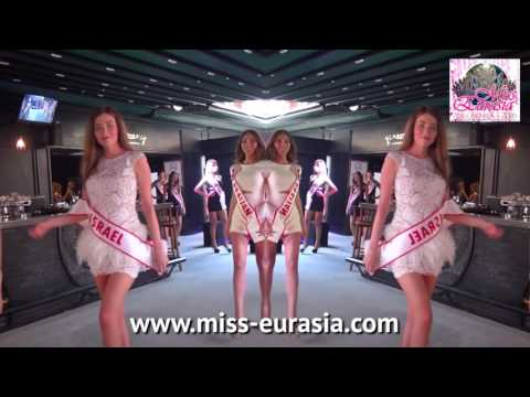 MISS EURASIA-2016! Miss Excellency!!!